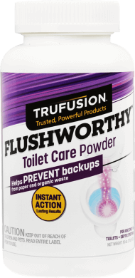 Flushworthy Toilet Care Powder