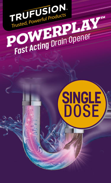 Powerplay Fast Action Drain Opener