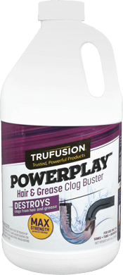 Powerplay Grease + Hair Clog Buster