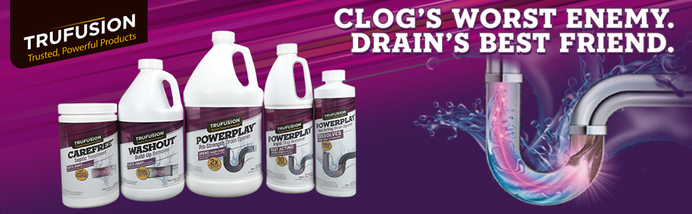 Trusted, Powerful Solutions to Household Drain Problems