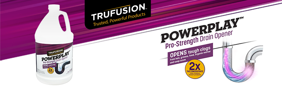 Press Release: Powerplay Pro-Strength Drain Opener Is an Affordable Drain Solution Against Tough Clogs