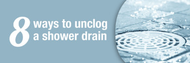 shower drain cleaner