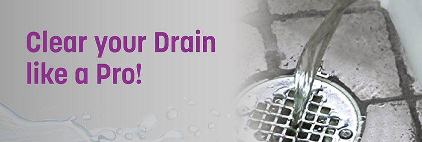 Clean Your Drain Like A Pro!