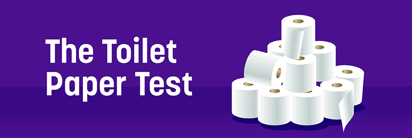 The Toilet Paper Test – What's Best for Your Home Plumbing?